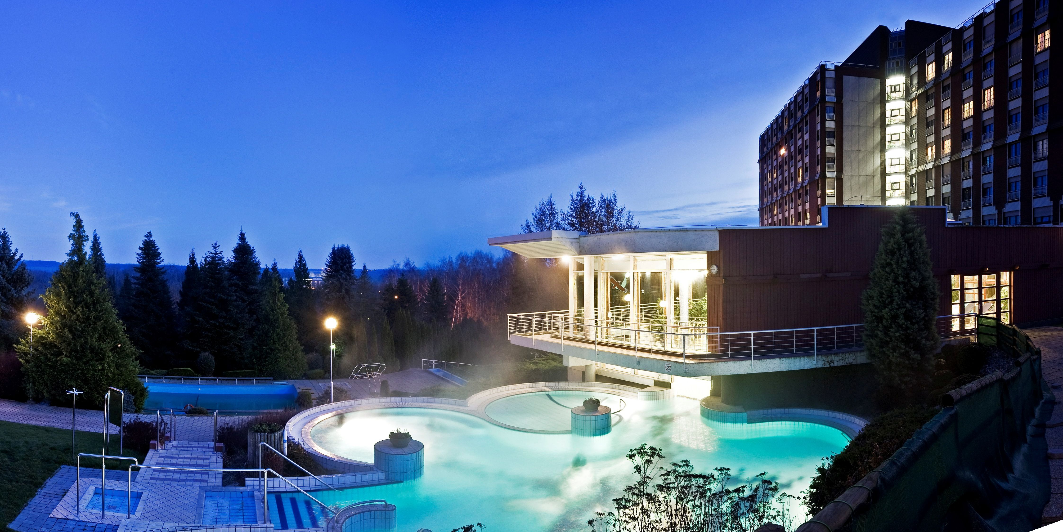 Thermal Sarvar Ensana Health Spa hotel